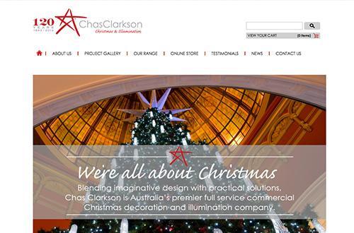 Chas Clarkson screenshot 1
