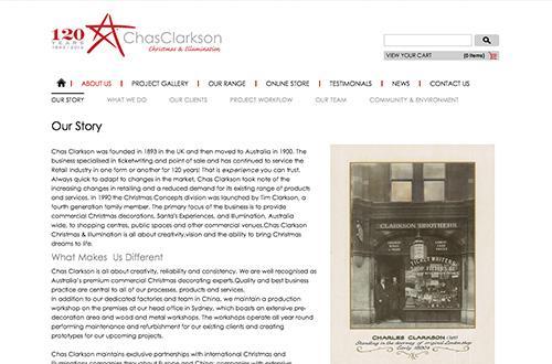 Chas Clarkson screenshot 2