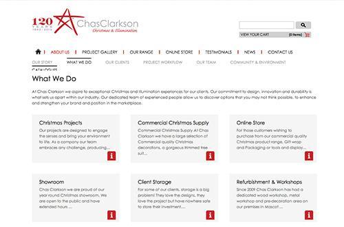 Chas Clarkson screenshot 3