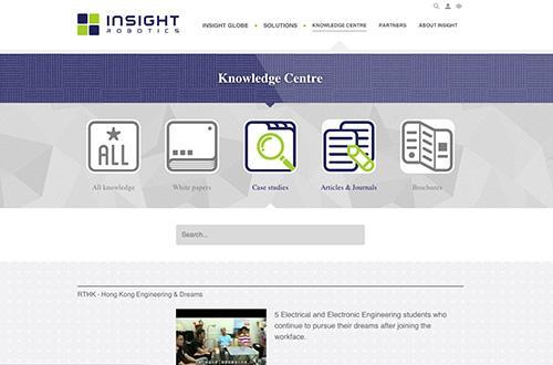Insight Robotics screenshot 8