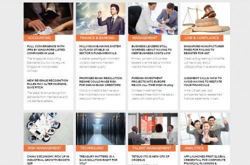 CFOi Homepage 2 - WP Blocks