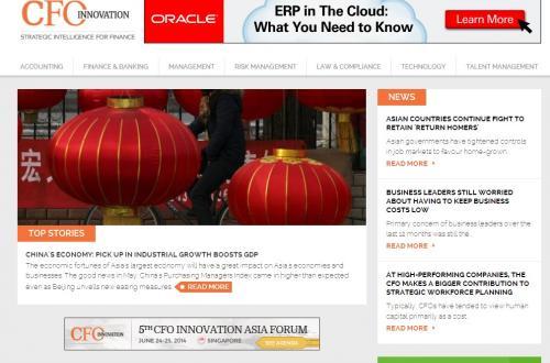 CFOi Homepage