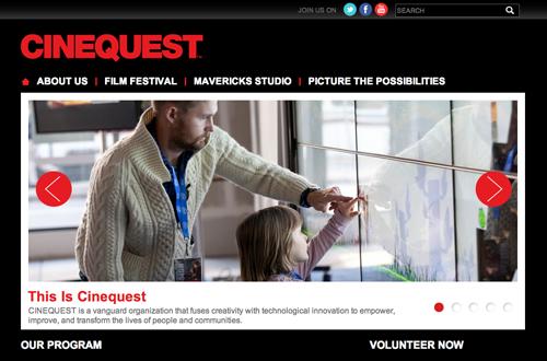 Cinequest Circle screenshot 1