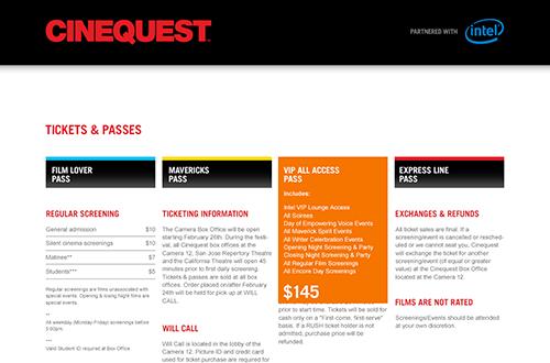 Cinequest Circle screenshot 3