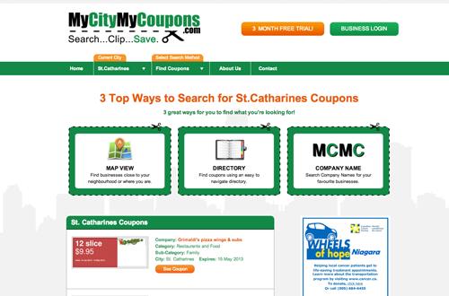 mycitymycoupons screenshot 3